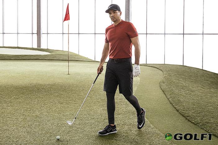 10 Millionen Dollar jährlich erhält Jason Day von Nike © Nike