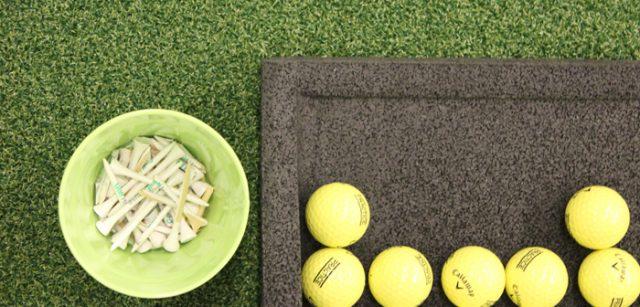 Golf House Indoor Range