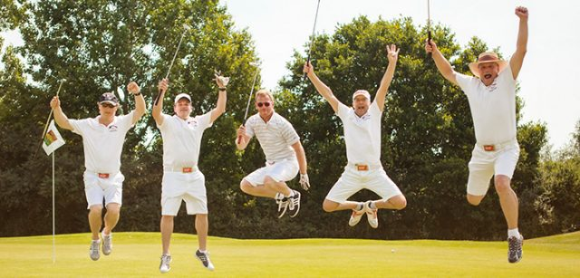 Golf Grooves