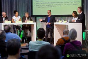 Im Forum gibt es Vorträge von Experten © landesmesse stuttgart